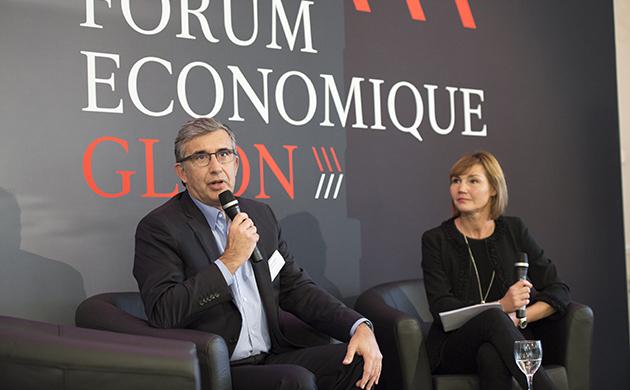 Forum Economique de Glion - 12e édition