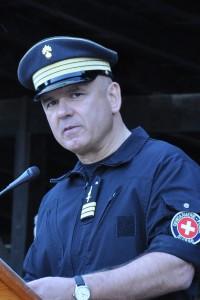 Conférence du Colonel A. Bergonzoli sur la Gestion de Crise