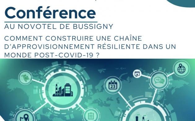 Comment construire une chaîne d'approvisionnement résiliente dans un monde POST-COVID 19 ?